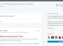 Nottinghamians society linkedin