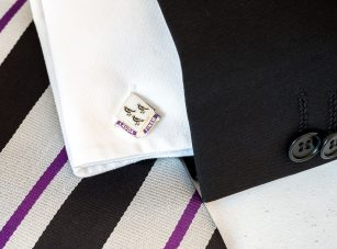 Old Nottinghamians Society cufflinks