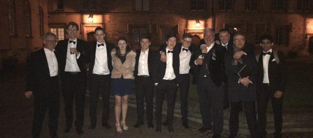 Oxford University Dinner 2020 promo