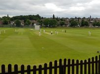 School 2nd XI v ONs over-21s