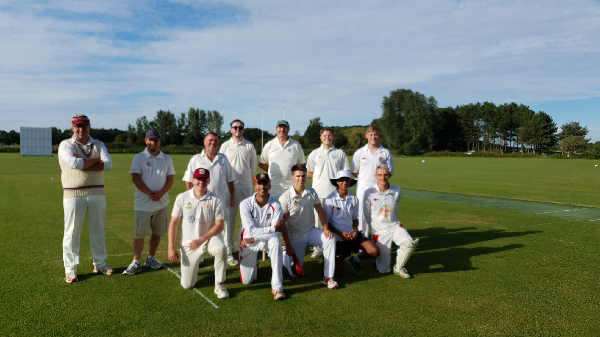 Martin Wynne-Jones Trophy 2020 cricket match