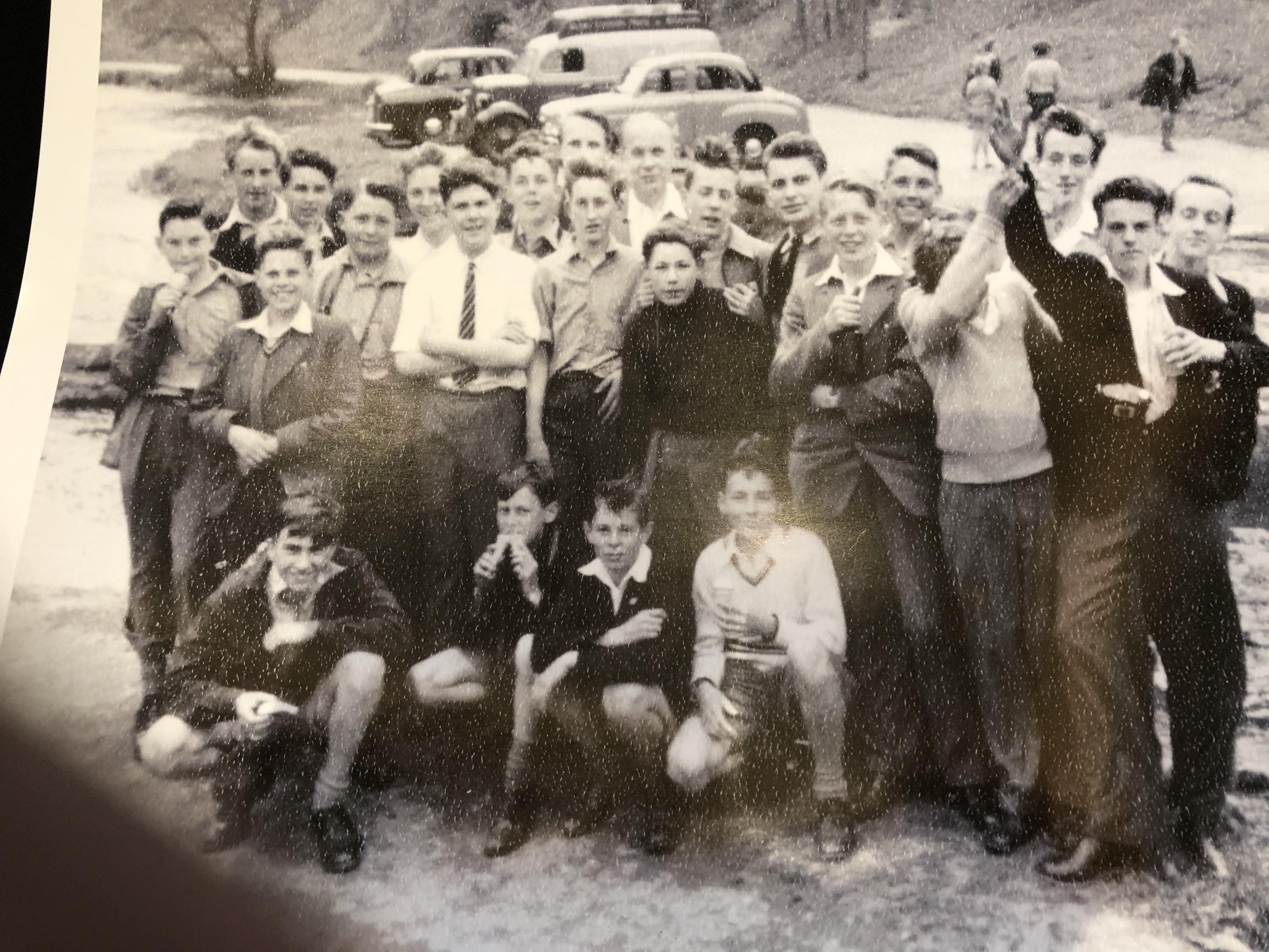 U4C in 1955