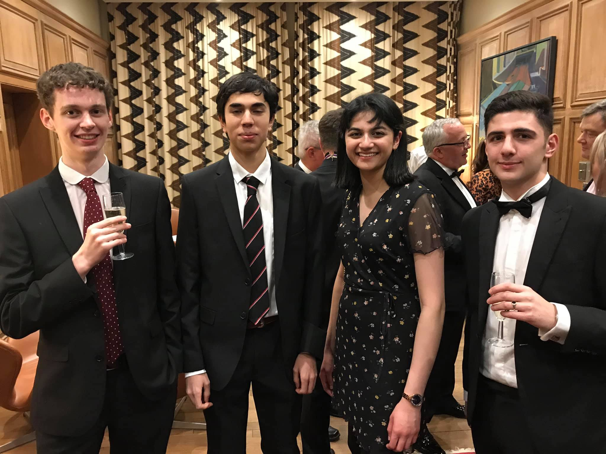 Oxford Dinner 2020 Photos promo