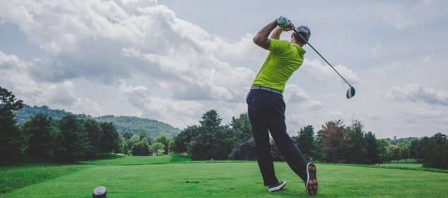 ONs' Golfing Society 2021 promo