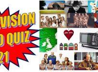 Television & Radio Quiz promo